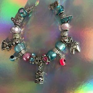 Pandora Styled Mother Bracelets